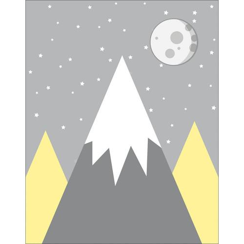 DECOR HOME -  Minimalista Infantil Montanha