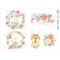 Slim Paper Decoupage - Pássaros, Flores,..