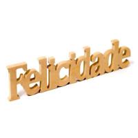 Recorte de Mesa Felicidade 18mm..