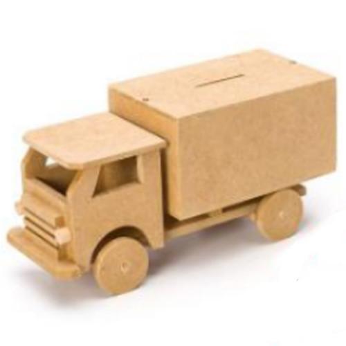 Caminhão Cofre M 22x8x11