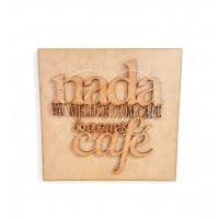 Nada melhor que café + placa 16x16