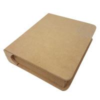 Caixa Livro P - 15x18,6x5 cm..