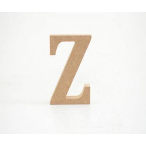Letra X 12cm alt. 18mm