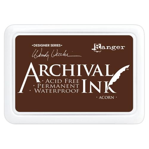 CARIMBEIRA ARCHIVAL INK COR ACORN