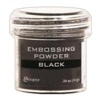 Pó para embossing Black
