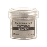 Pó para embossing Silver