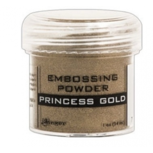 Pó para embossing Princess Gold