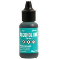 Tinta alcool - Pátina