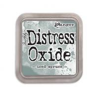 Carimbeira Distress Oxide - Iced Spruce