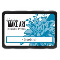Carimbeira Make Art - Bluebird..