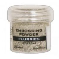 Pó para embossing Speckle Flurries