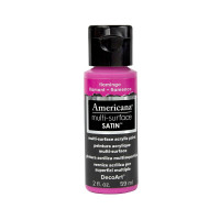 Tinta Multi-surface Americana flamingo..