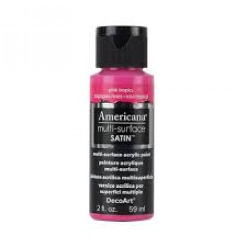 Tinta Multi-surface Americana Pink Tropics