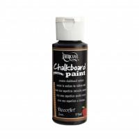 Tinta lousa decoart chalkboard preta - 59 ml